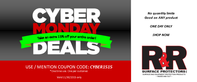 CYBER MONDAY DEAL